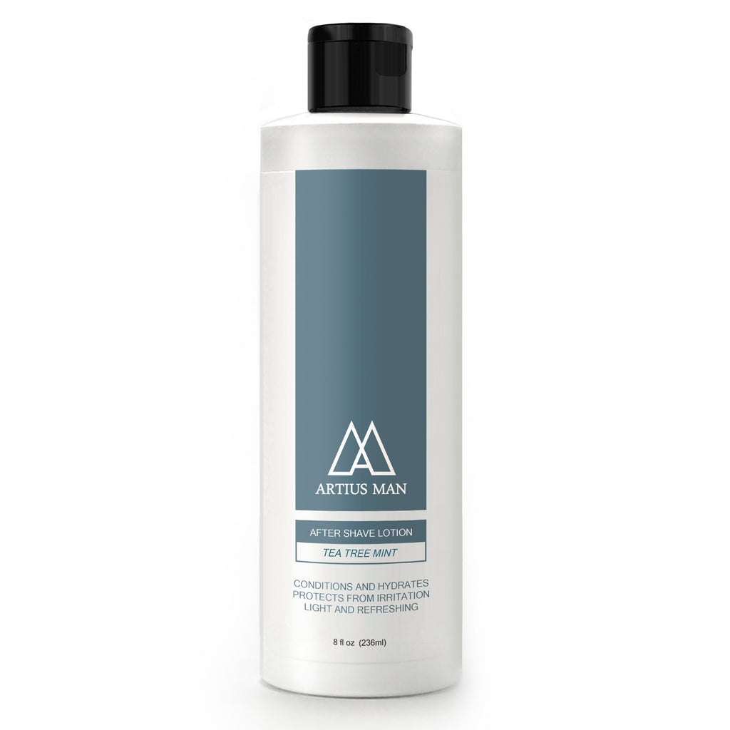 After Shave Lotion - Tea Tree Mint
