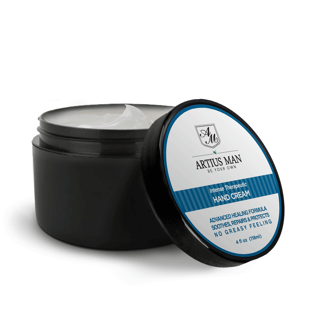 Intense Therapeutic Hand Cream For Men - Artius Man
