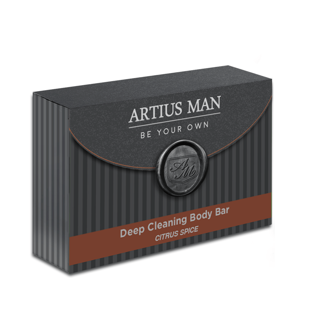 organic bar soap for men