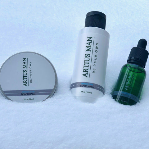 Winter's Chill Launch Kit! - Artius Man