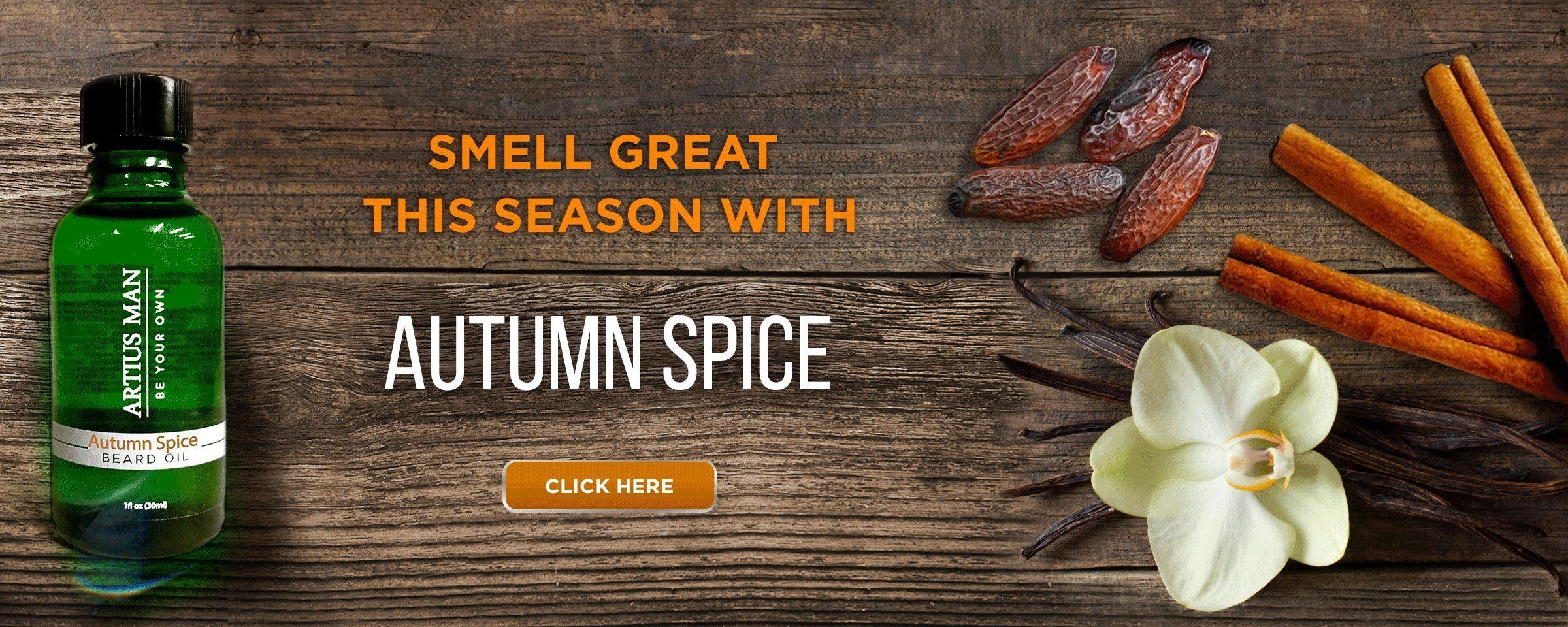 Autumn Spice Beard Care