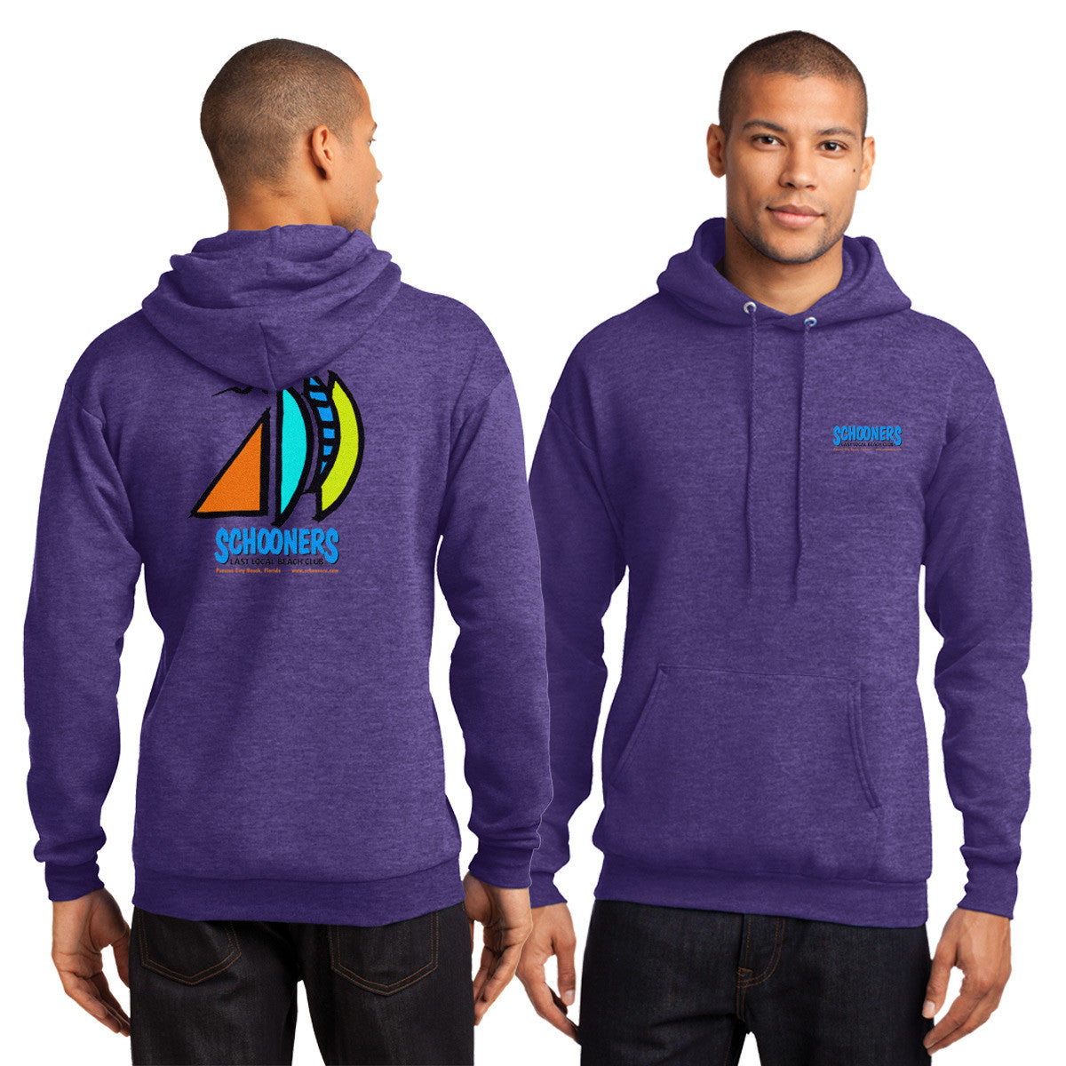 Sailboat Pullover