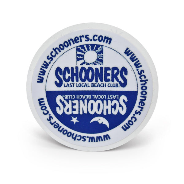 Schooners Decal Sticker