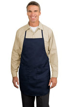 Load image into Gallery viewer, Apron - Full Length - Embroidered