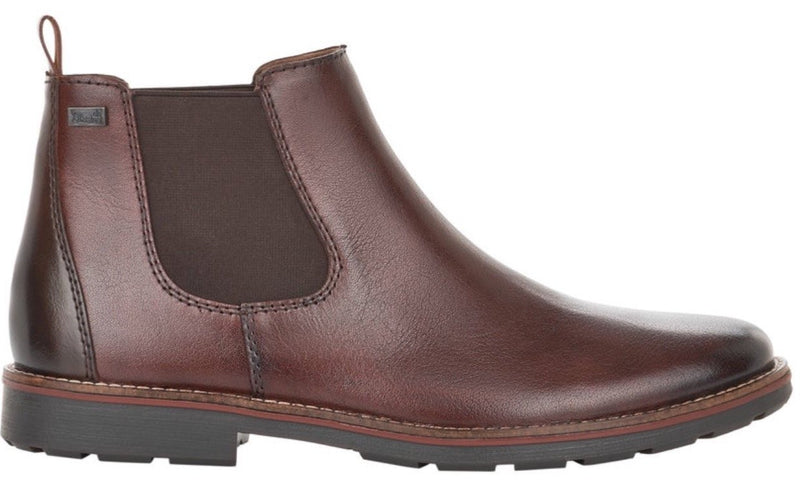 Rieker Men's Slip On Chelsea Boot 35382-25 - Finn Footwear