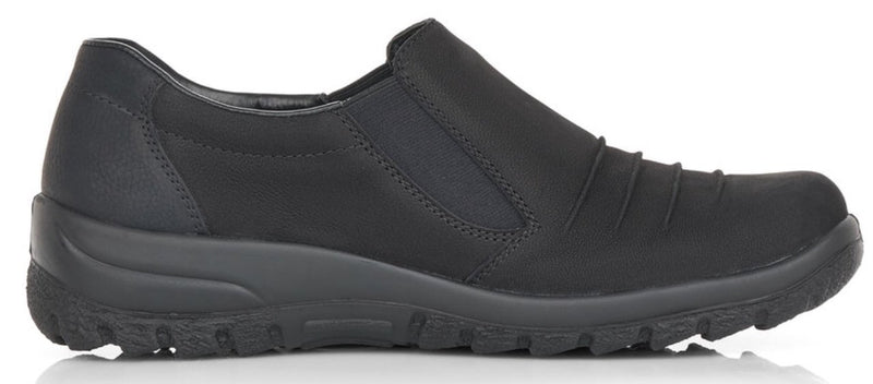 Rieker L7159 Ladies Walking Shoe - Finn Footwear