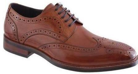 Morgan & Co. Men's Laced Tan Formal Shoe MGN0706 - Finn Footwear