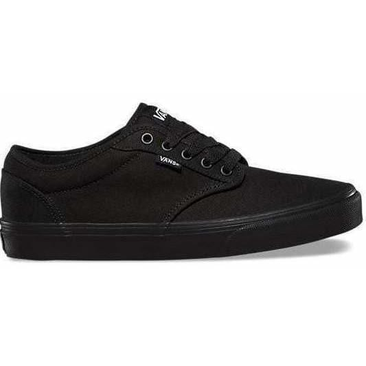 Vans Atwood Canvas Boys and Girls School Laced Shoes - Finn Footwear