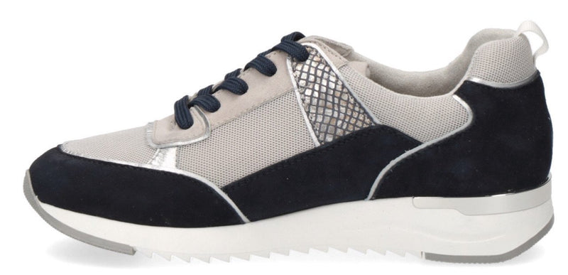 Caprice Ladies Laced Athleisure Shoe 23706 880 - Finn Footwear