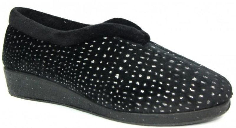 Lunar Astro Ladies V Cut Slipper KlA003 - Finn Footwear