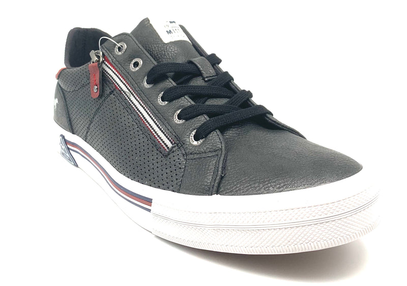 Mustang Men's Laced Zip Shoe 4162-301-259