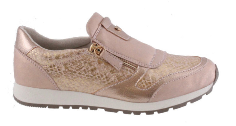 Susst Ladies Zipped Athleisure Shoe Dizzy21