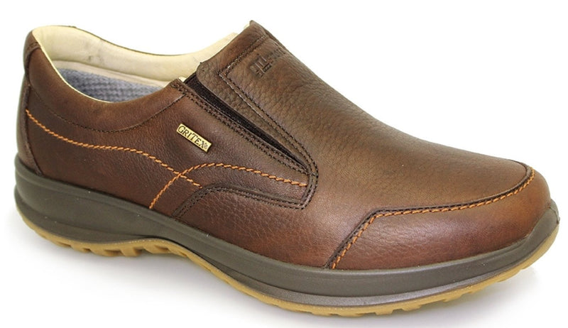 Grisport Melrose Men's Slip On Casual Shoe - Finn Footwear