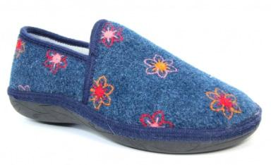 Lunar Camden Ladies Slipper KLS098 - Finn Footwear
