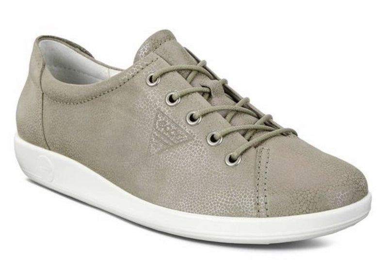 Ecco Soft 2.0 Ladies Laced Shoe 206503 - Finn Footwear