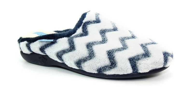 Lunar Bellissma Ladies Mule Slipper KLA133 - Finn Footwear