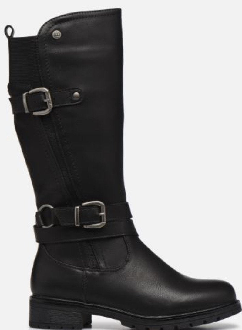 Xti Girls Knee Hi Boot 57256 - Finn Footwear