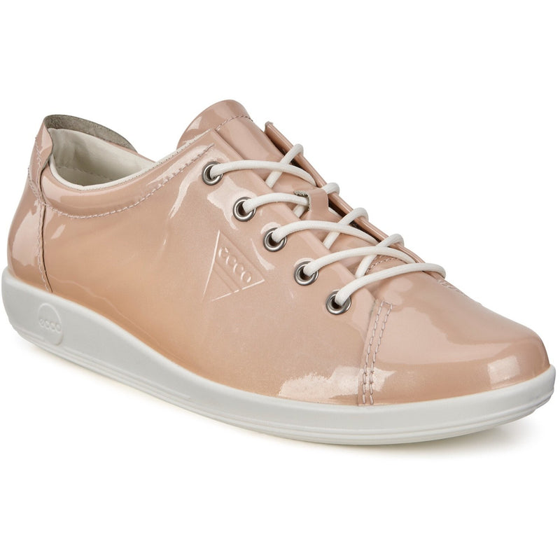 Ecco Ladies Soft 2.0 Rose Dust Shoe 206503 - Finn Footwear
