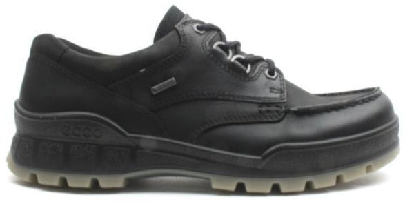 Ecco Track 25 Men's Black Laced Walking Shoe 831714 - Finn Footwear