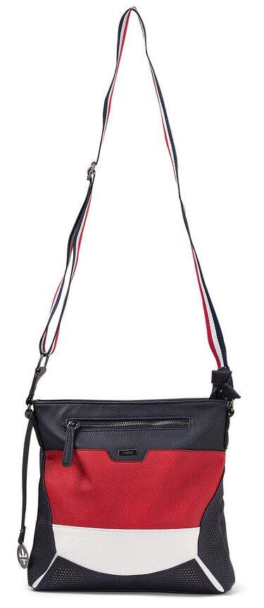 Rieker Ladies Crossbody Navy Combi. Handbag H1338-14 - Finn Footwear
