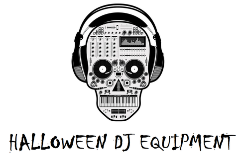 Halloween DJ Equipment