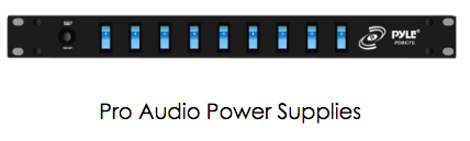 Pro Audio Power Supplies
