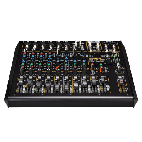 RCF F 12XR 12-Channel Mixing Console with Multi-FX & Recording