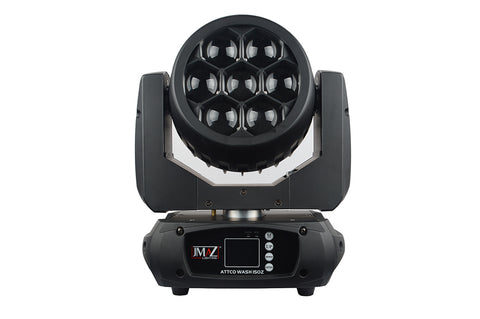 JMAZ ATTCO Wash 150Z Compact 7 X 30W Wash Moving Head