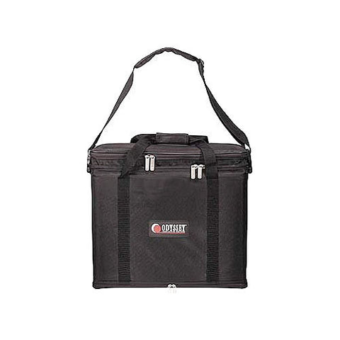 Odyssey BR316 Bag-style Three Spaces, 16-Inch Deep Rack Case - Sonido Live