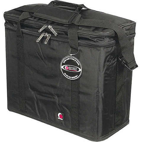 Odyssey BR516 Bag-style 5-Spaces, 16-Inches Deep Rack Case