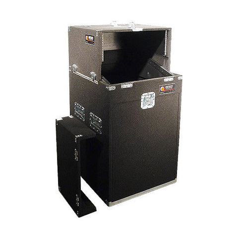 Odyssey CS4814W Carpeted Slide-Style Case with Casters