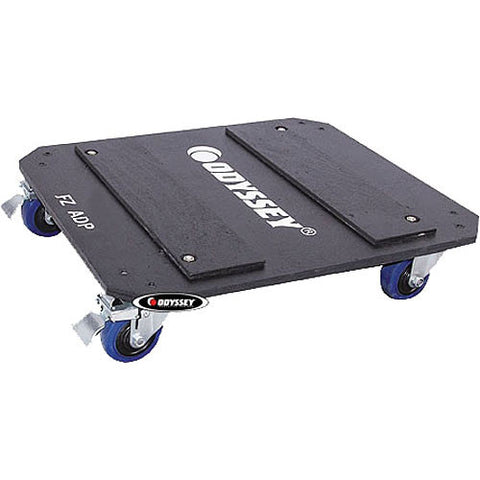 Odyssey FZADP Dolly Plate for Flight Zone Amp Racks