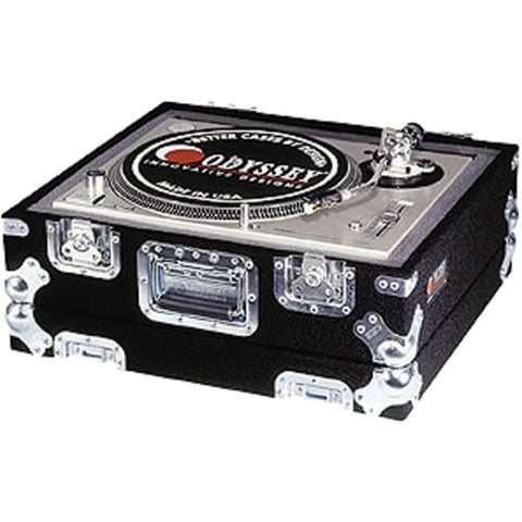 Odyssey CTTP (Pro) Carpeted Turntable Case - Sonido Live