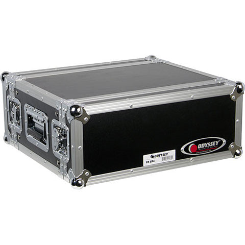 Odyssey FRER4 Flight Ready Special Effects Rack Case - Sonido Live