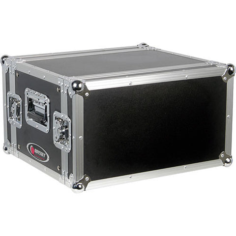 Odyssey FRER6 Flight Ready Special Effects Rack Case - Sonido Live