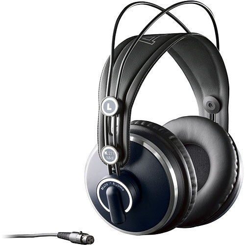 AKG K271 MKII Closed-back Studio and Live Headphones with Mute - Sonido Live