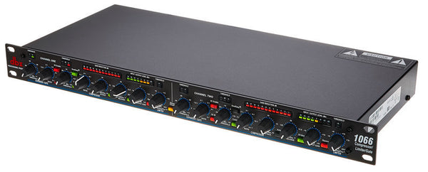 dbx 1066 Dual-channel Compressor/Limiter/Gate