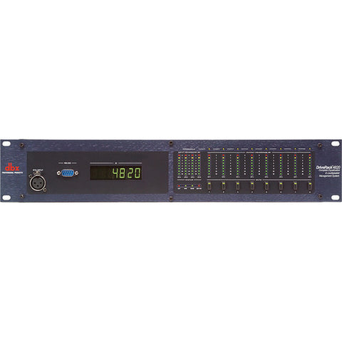 dbx DriveRack 4820 - Complete Equalization and Loudspeaker Management System