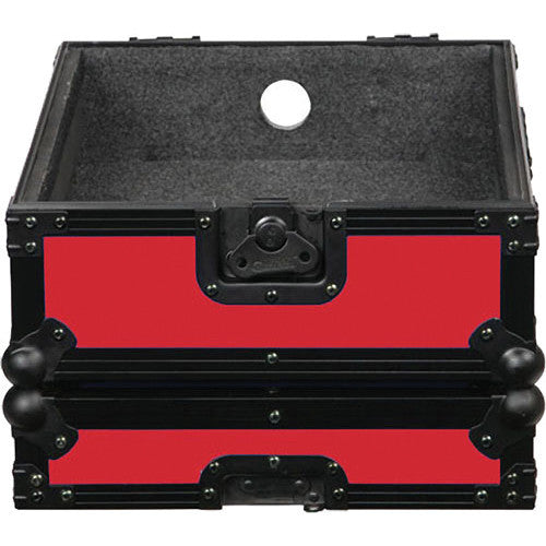 Odyssey FR12MIXBKRED Flight Ready DJ Mixer Case - Sonido Live