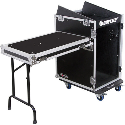 Odyssey FZ1316WDLX Flight Zone ATA DLX Combo Rack Case