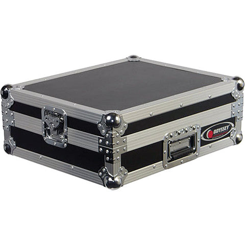 Odyssey Innovative Designs FTTX Flight-Style Turntable Case - Black