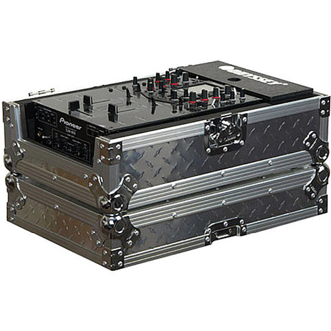 "Odyssey FZ10MIXDIA Flight Zone Case for 10"" Wide DJ/Audio Mixer"