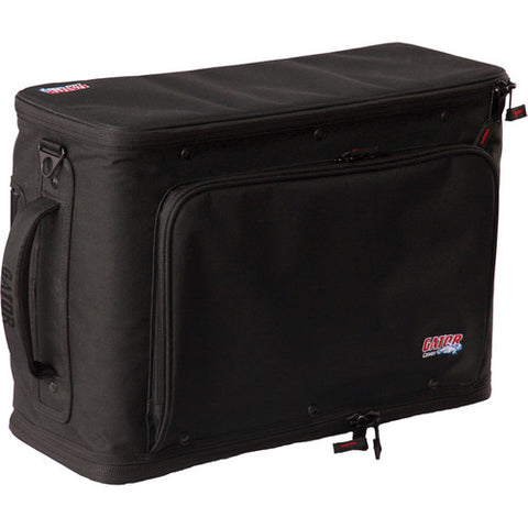 Gator GR-RACKBAG-3UW - 3 Rack Spaces, Lightweight