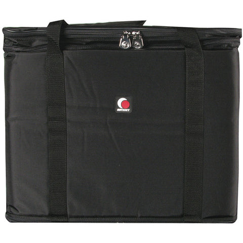 Odyssey BR416 Bag-style 4-Spaces, 16-Inches Deep Rack Case
