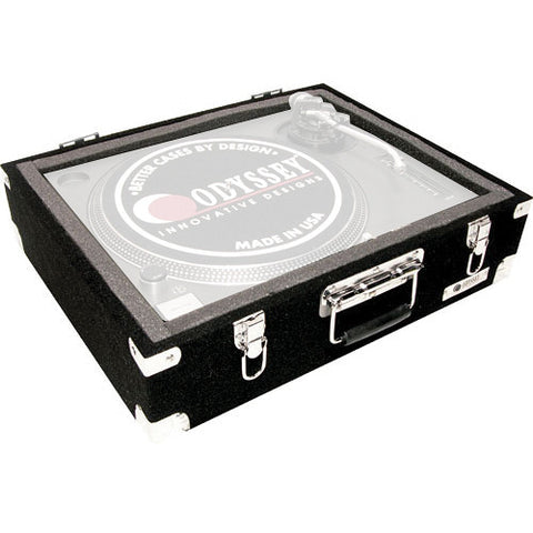 Odyssey CTTE (Standard) Carpeted Turntable Case