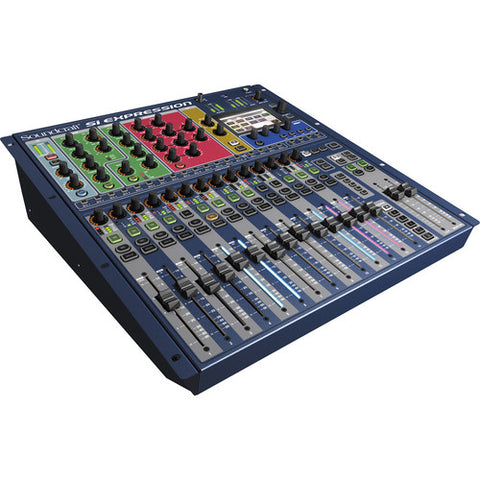 Soundcraft Si Expression 1 16-Channel Digital Mixer - Sonido Live
