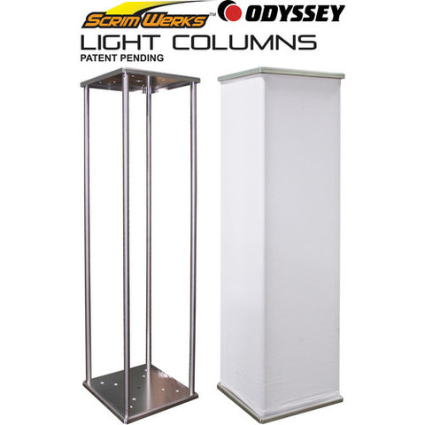 Odyssey SWLC04 Scrim Werks 4-Foot High Light Column