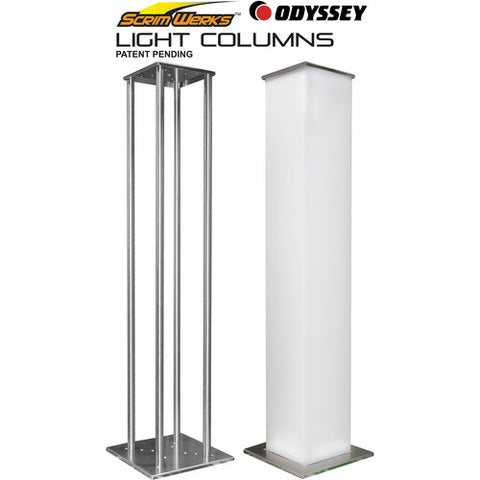 Odyssey SWLC10 Scrim Werks 10-Foot High Light Column