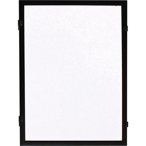 "Odyssey SWF3646B-2 36 x 46"" Center Add-On Panel with Flag-Hinges for 46"" High Scrim Werks DJ Facades"
