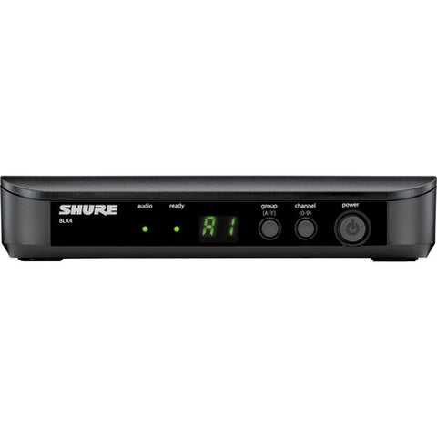 Shure BLX4 Wireless Receiver - Sonido Live